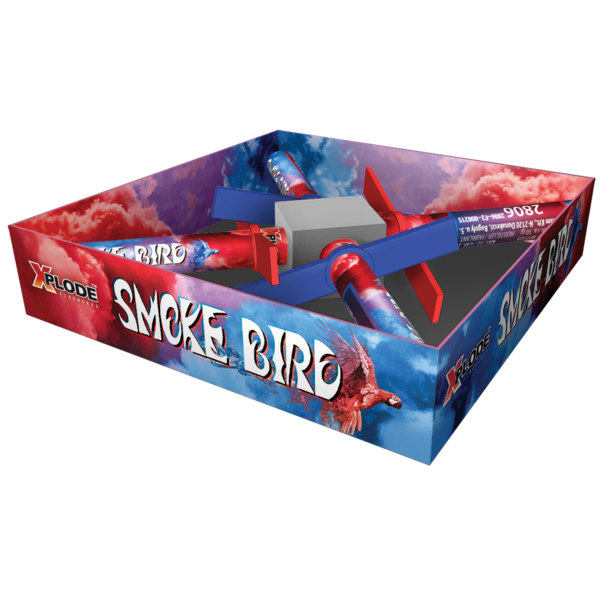 Xplode Smoke Bird Feuervögel