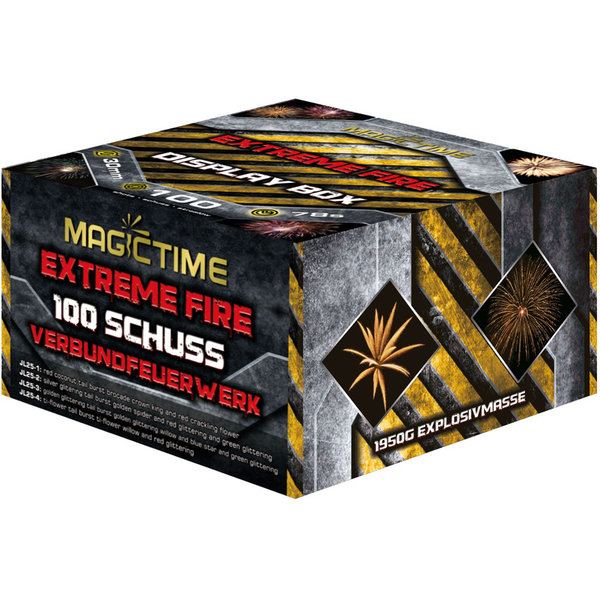 Magictime Extreme Fire