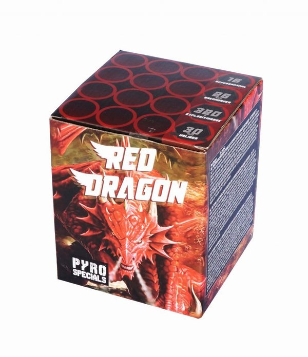 Pyro Specials Red Dragon